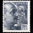 Stock Photo: General Francisco Franco