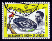 Hussein sports city , Jordan — Stock Photo