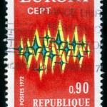 Постер, плакат: France Europa CEPT