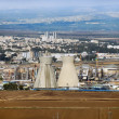 Israeli oil Refinery in Haifa — Stockfoto
