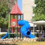 Playground for children — Stock Photo #13747044