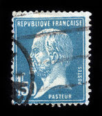 Portrait of Louis Pasteur — Stock Photo