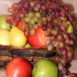 Still life of fresh fruit — Stock Photo #13820013