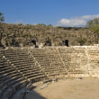 Royalty-Free Stock Photo: Amphitheater in Beit Shean, Israel