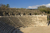 Amphitheater in Beit Shean, Israel — Stock Photo