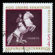 400 years Spanish Riding School - Courbette — Stock Photo #14139522