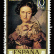 Maria Amalia de Sajonia by Vicente Lopez Y Portana — Stock Photo