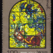 Постер, плакат: Chagall Windows 12 Tribes of Israel Naphtali
