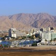 Stock Photo: Eilat - marinand modern hotels on Red Sea