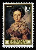Maria Amalia de Sajonia by Vicente Lopez Y Portana — Stock Photo