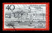 Rudesheim am Rhein, Germany — Stock Photo