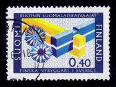 Jednota finska a švédska — Stock fotografie