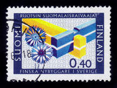 Unity of Finland and Sweden — Stock Photo
