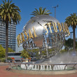 Monument at the entrance to Universal Studios — Stock Photo