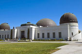 Griffith observatory in Los Angeles — Stock Photo