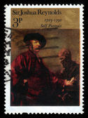 Sir Joshua Reynolds — Stock Photo