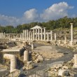 Ancient Roman excavations in Israel — Stock Photo #15412635