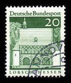 Abbey Lorsch , Hessen — Stock Photo