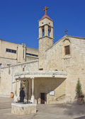 Greek Orthodox Church of the Annunciation, Nazareth — Stockfoto