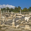 Ancient Roman archaeological site — Stock Photo