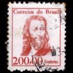 Joaquim Jose da Silva Xavier — Stock Photo