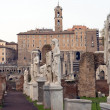 Ancient Rome, the Forum Romano — Stock Photo