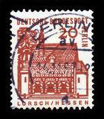 Abbey of Lorsch, Germany — Stock Photo