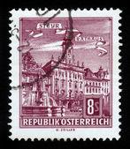 Steyr town hall , Austria — Stockfoto