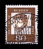Heinrich von Kleist, poet and dramatist — Stock Photo