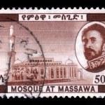 Mosque at massawa , Ethiopia — Stock Photo #19205331