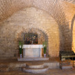 Stock Photo: Synagogue church in Nazareth old city, Israel