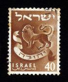Doce tribus de israel, judá - león — Foto de Stock
