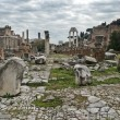 Roman Forum in Rome, Italy — Stock Photo