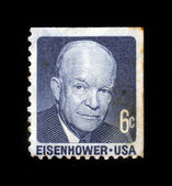 Dwight Eisenhower van David Ike — Stockfoto