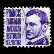 Francis Parkman, american historian, author of the Oregon Trail - Stok fotoğraf