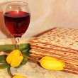 Jewish holiday of Passover — Stock Photo
