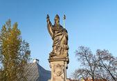 カレル橋の像 — ストック写真