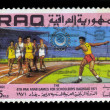 Stock Photo: Parab games for schoolboys in Baghdad