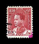Ghazi bin fajsala, král irácké hášimovské království — Stock fotografie