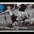 Billy Wright, football legends — Stok Fotoğraf #27586135