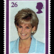 Stock Photo: Diana, Princess of Wales