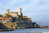 Antibes on the Cote d'Azur — Stock Photo