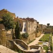Picturesque city landscape of Luberon — Stock Photo