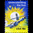 Space Achievement - Understanding the Sun — Stock Photo