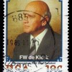 Постер, плакат: Frederik Willem de Klerk