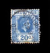 Portrait of King George VI — Stock Photo