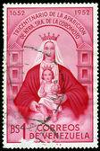 Our Lady of Coromoto — Stock Photo