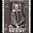 Portrait of William Shakespeare — Stock Photo