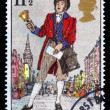 Stock Photo: Postman, general post, c 1839, uk