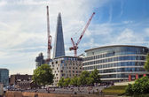 Moderne london — Stockfoto